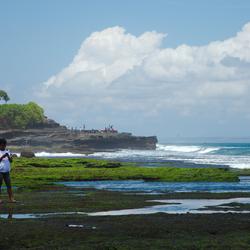 Tanah Lot, Bali Indonesië