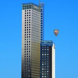 Ballonvaart boven Rotterdam - 2