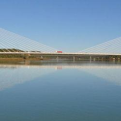 Mooie brug in Portugal