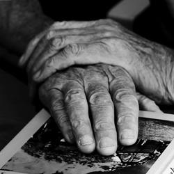 De handen van mijn vader