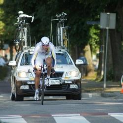 Wielrenner - Proloog ZLM Tour, Alblasserdam 2011