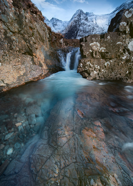 Fairy Pools - Isle of Skye - Fairy Pools - Isle of Skye