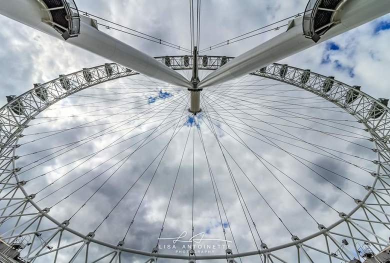 The Londen eye