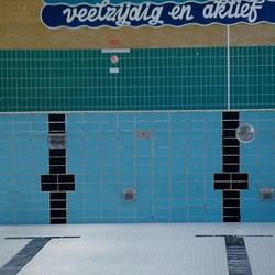 nooit meer zwemmen