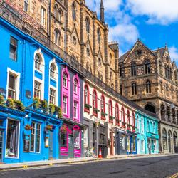 Victoriastreet Edinburgh