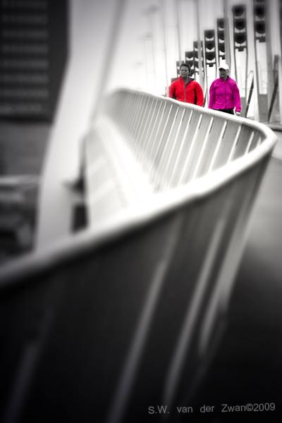 Red & Purple -