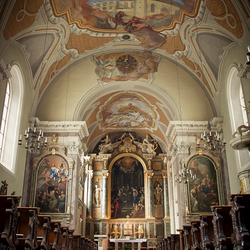 Kerk Innsbruck