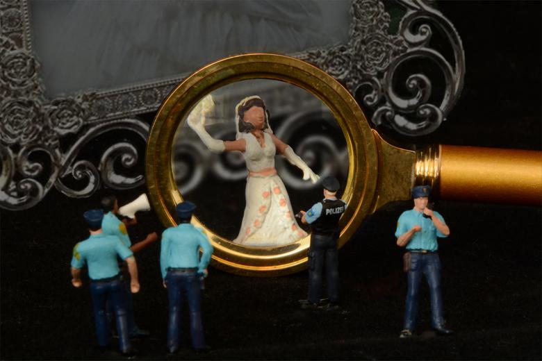 Bridezilla - Kleine mensen in een grote wereld.<br /> Een &#039;ode&#039; aan alle LTC tv-shows als; Bridezilla, say yess to the dress, found the gow