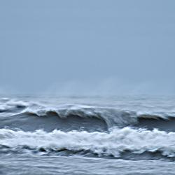Overspoeling met golven 4