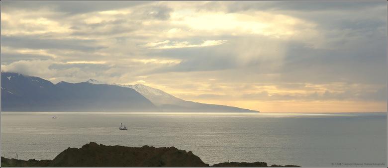 IJsland, Skjálfandi