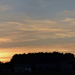 Achter de wolken schijnt altijd de zon
