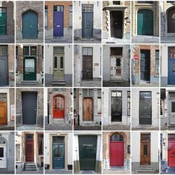 Voordeuren Brugge