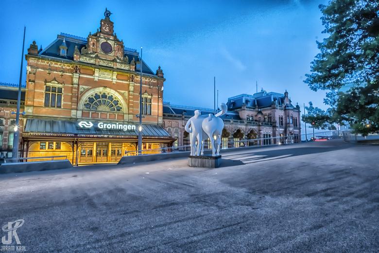 Groningen Hoofdstation -
