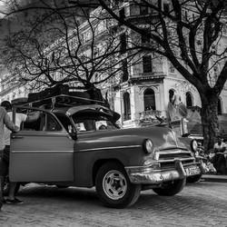 Het leven in Havanna.