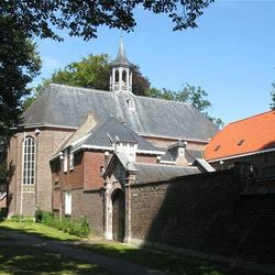 Nederland Uden Brigitinessen klooster