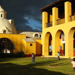 Kleuren in Mexico