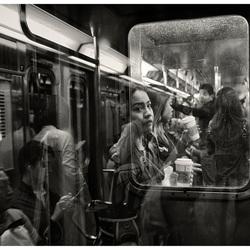 N-Y in de Metro