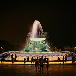 Triton fontein Malta