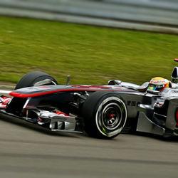 Lewis @nurburgring 2011