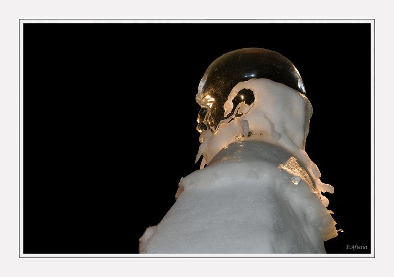 Ijssculpturen04 Mozes - Dit is het sculptuur Mozes tijdens de Ijssculpturenfestival in Zwolle. <br /> bedankt voor de vorige reacties, vriendelijke g