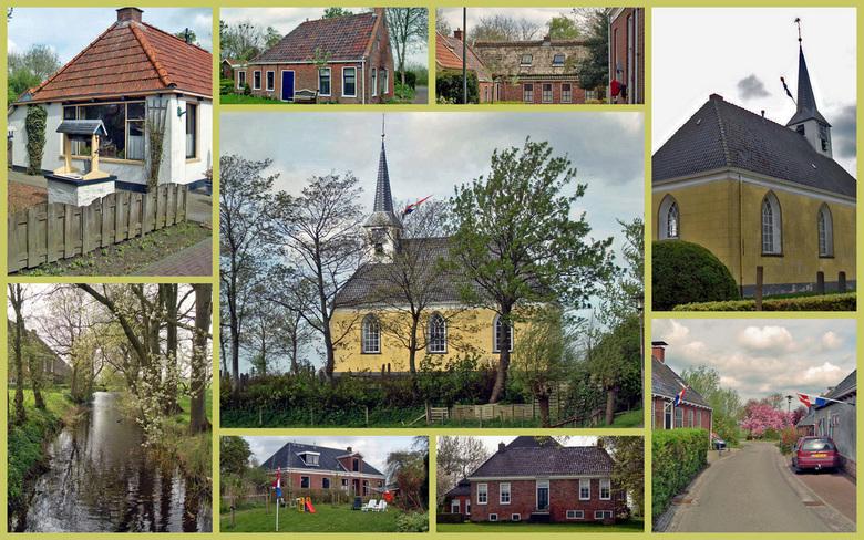 Stitswerd....eindelijk in beeld - Stitswerd is het meest zuidelijke dorp van de gemeente Eemsmond, in de provincie Groningen in Nederland.<br /> <br