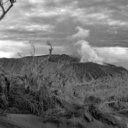 zw bromo vulkaan Java
