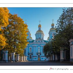 Nicolaas kathedraal Sint Petersburg