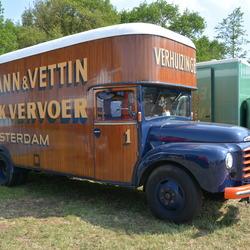 De Verhuiswagen Volvo