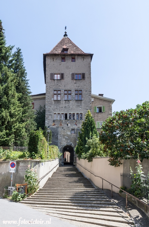 Chur  - Bedankt voor de reacties op mijn vorige uploads. Chur het oudste stadje van Zwitserland ik zal wat opnames laten zien, de hele serie van dit m