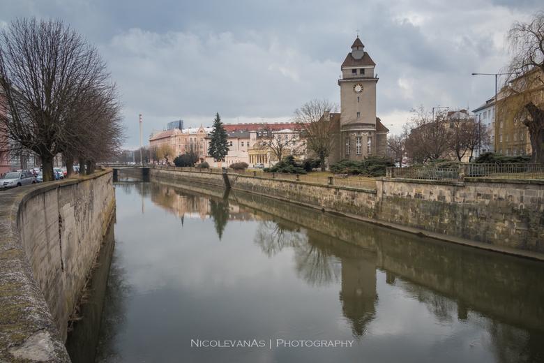 Big city 4 - Tsjechie, zicht op de vele kerken van Olomouc.<br /> <br />