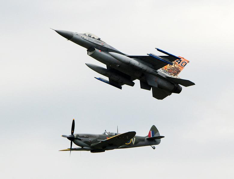 Luchtmachtdagen 2019 - Deze foto heb ik gemaakt tijdens de Luchtmachtdagen op Vliegbasis Volkel, in juni 2019.