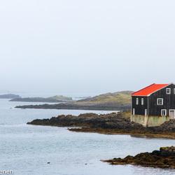uitzicht op zee, ijsland, joep van rheenen