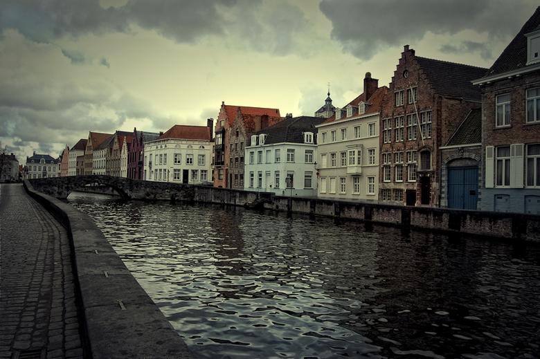 Brugge - Wederom een beeld uit Brugge.
