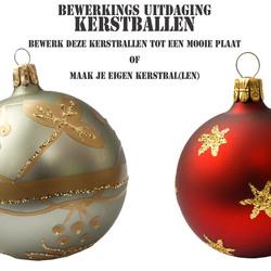Bewerkings uitdaging Kerst