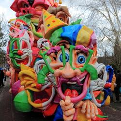 Carnaval in Bavioaneland ( Bavel )