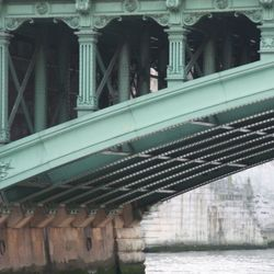 Brug over de Seine