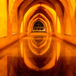 Alcázar Sevilla - Spanje