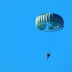 parachutist Market Garden herdenking