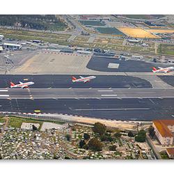 Landingsbaan Gibraltar