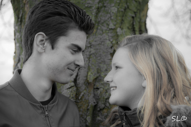 Young and in love -