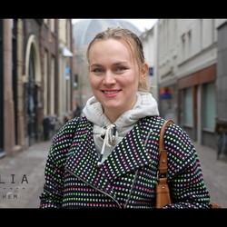 Julia (straatportret Arnhem)