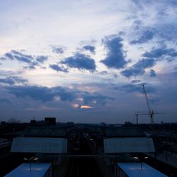 Wolken boven Breda