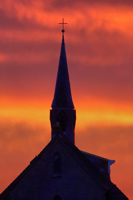 window view.jpg - Rooms katholieke kerk (Veendam)