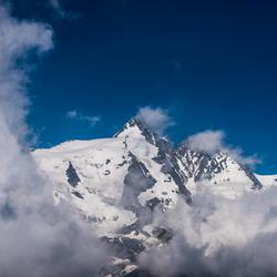 Alpen vroeg in de ochtend
