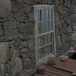 La Palma-2013-163,Oude venster.