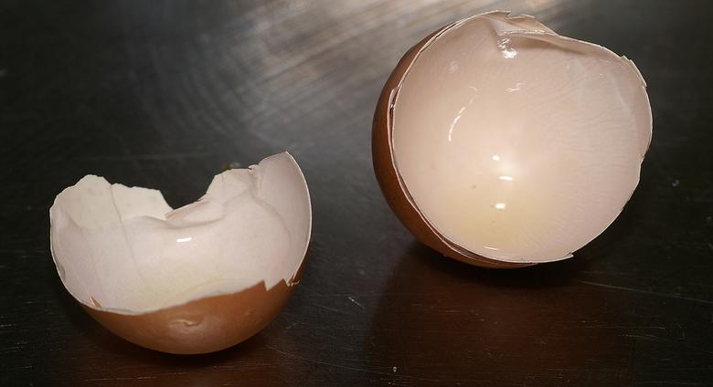 Lege dop - Beter een half ei dan een lege dop ...<br /> <br /> Laatst was ik gevraagd om voor een kookwedstrijd de verrichtingen van de kandidaten v