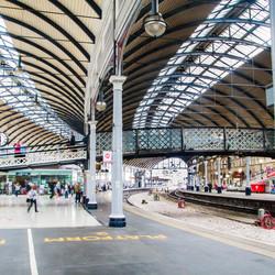 Stationshal Edinburgh