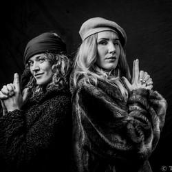 Modellen: Loïs en Demi