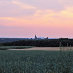 Berg en Terblijt, Zuid-Limburg.