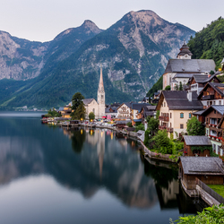 Hallstatt reflecties
